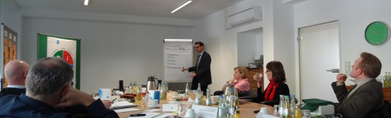 Update-Workshop: Everything DiSG® Workplace und Work-of-Leaders