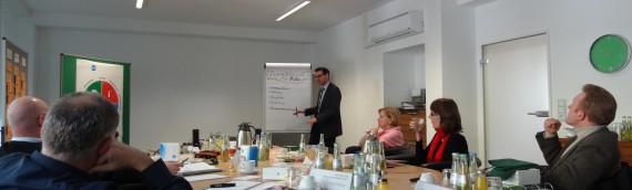Update-Workshop: Everything DiSG® Workplace und Work-of-Leaders