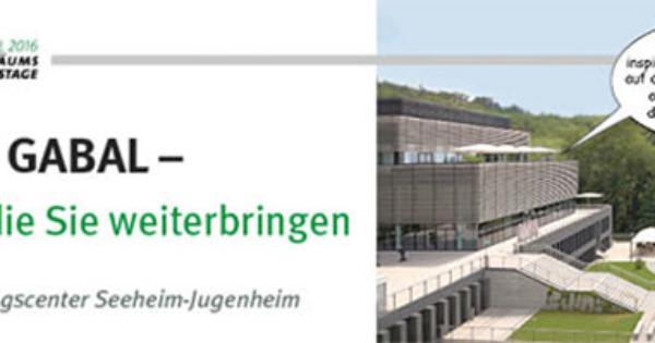Jubiläums-Impulstage 2016: 40 Jahre GABAL – Sonderkonditionen für DiSG®-Trainer