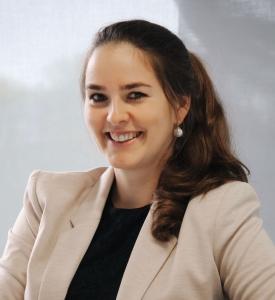 Anna Nauen, Geschäftsführerin des Autohauses Nauen