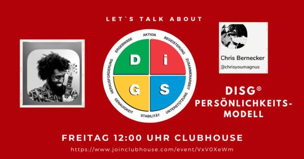 Clubhouse – Austausch DiSG®