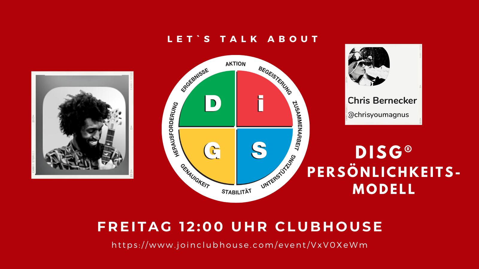 Clubhouse - Austausch DiSG®